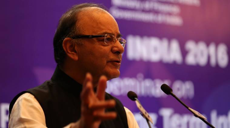 Arun Jaitely, GST, Goods and services tax, environment unfriendly, environment unfriendly tax, climate financing, indirect taxes, GST environment, india economy, india environment, india business, BRICS, BRICS summit, business news, indian express