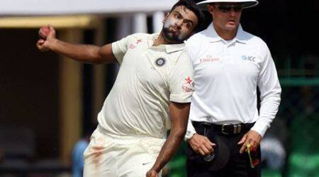 Is R Ashwin the best half-sleeved, finger spinner to take 200 wickets?