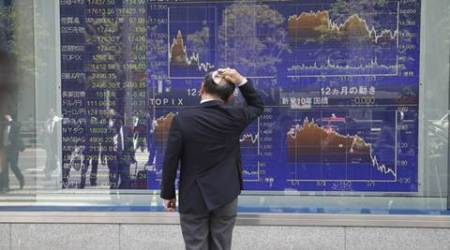 Asian markets, Asia business, Asian shares, Nikkei, Sensex, Bank of Japan, BOJ, currency values, oil prices, Bank of England, Wall Street, business news, world market, latest news, Indian express