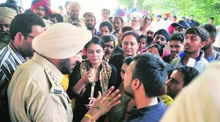 Punjab: Parents protest outside school; students allege regular beating in Atharvacase