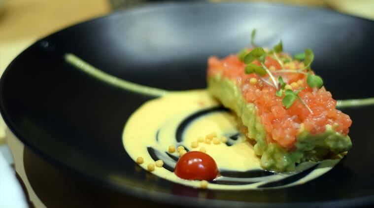 Try out this Avocado Tartare at home. You won't regret it.