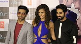 Ayushmann Khurrana Tickles Audience's Funny Bones At The Launch of His NewSingle