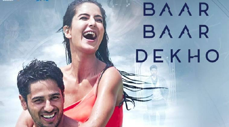 Baar Baar Dekho box office, Baar Baar Dekho, Baar Baar Dekho box office collection, Baar Baar Dekho collections, Baar Baar Dekho box earning, Baar Baar Dekho box office update, Baar Baar Dekho film, Baar Baar Dekho box office collection updates, Baar Baar Dekho movie, katrina kaif, Sidharth malhotra, Baar Baar Dekho day 4 collections, Katrina kaif film, Sidharth malhotra film, katrina kaif Baar Baar Dekho, Baar Baar Dekho cast, Baar Baar Dekho news, entertainment news, indian express, indian express news