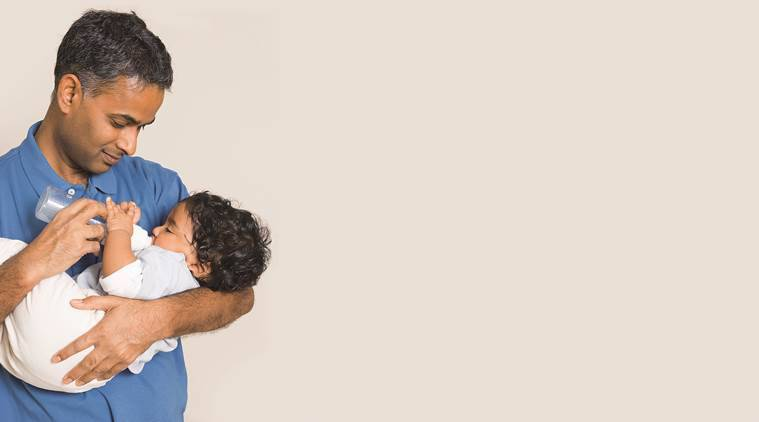 Sorabh Pant explains why paternity leave is important