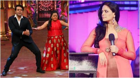 Mona Singh replaces Krushna Abhishek, Bharti Singh as Comedy  Nights Bachao 2 host
