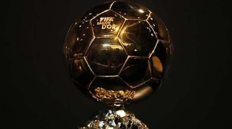 Ballon d\u0027Or award\u0027s next recipient will be determined by a vote of journalists. (source Reuters) & Ballon d\u0027Or returns home to France Football | The Indian Express