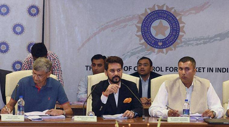 87th AGM of BCCI
