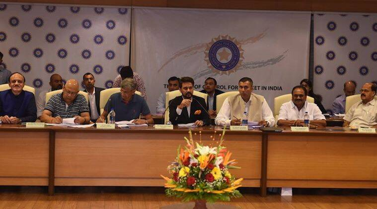 BCCI, BCCI revenue, BCCI treasurer , Anirudh Chaudhry, Anirudh, Board of Control for Cricket in India, India cricket, Cricket news, Cricket
