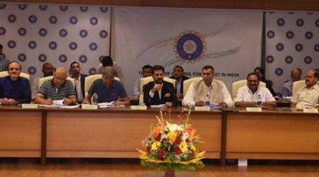 BCCI, BCCI revenue, BCCI treasurer , Anirudh Chaudhry, Anirudh, Board of Control for Cricket in India, India cricket, Cricket news, Cricket