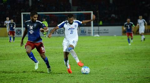 Bengaluru hold Johor to 1-1 draw in first leg of AFC Cup  semis