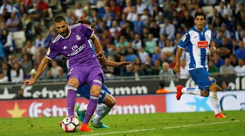 Real Madrid continue winning streak, equal  Barcelona's league record