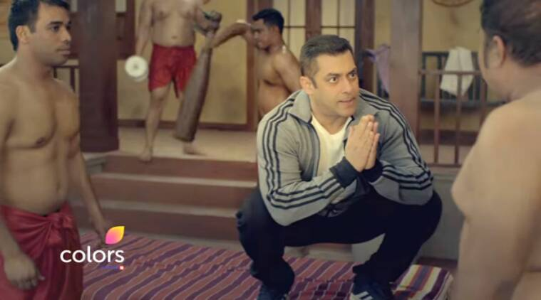 bigg boss 7591 - Salman Khan turns Sultan in new promo