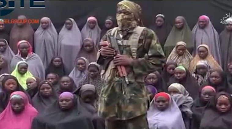 boko haram, chibok girls, Nigeria, Nigeria girls kidnapped, chibok girls released, world news, Indian Express