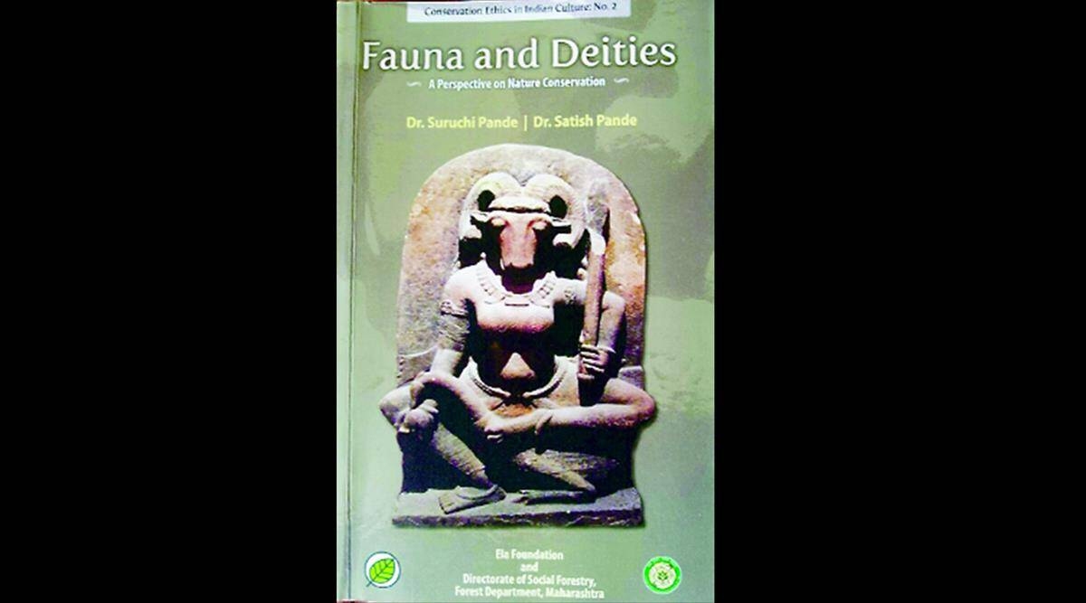 Fauna and Deities, Fauna and Deities book, Fauna Deities, Conservation Ethics in Indian Culture, india iconography, india news