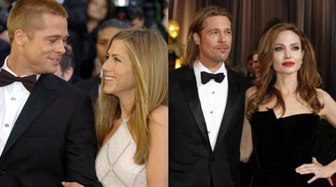 Jennifer Aniston And Brad Pitt 2013 Jennifer Aniston on Br...