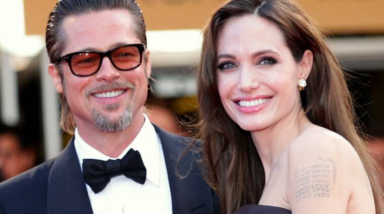 angelina jolie, brad pitt, angelina brad divorce, angelina jolie brad pitt divorce, brangelina divorce, hollywood divorces, jolie pitt divorce, hollywood news, jolie pitt split, jolie pitt parting ways, entertainment updates, indian express, indian express news