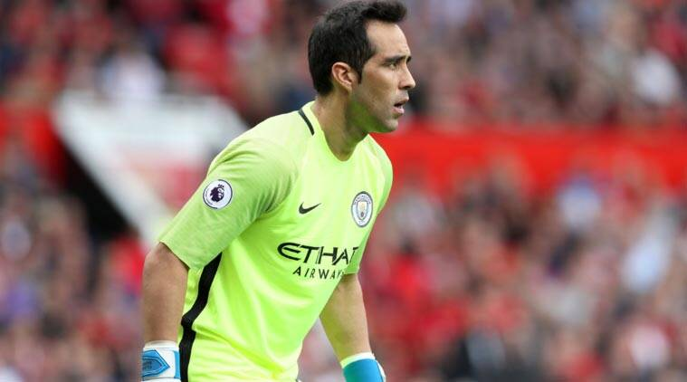 manchester derby, manchester city, manchester united, united vs city, bravo, claudio bravo, football news, football