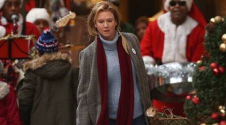 Bridget Jones's Baby, Bridget Jones's Baby movie review, Bridget Jones's Baby review, Bridget Jones's Baby film review, Renee Zellweger, Colin Firth, Bridget Jones's Baby star, Bridget Jones's Baby rating, Bridget Jones's Baby movie, Bridget Jones's Baby film, Entertainment, indian express, indian express news
