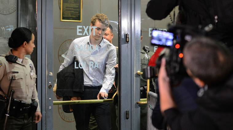 brock turner, stanford rapist, swimmer brock turner, stanford sexual assault, brock turner released, stanford swimmer released, stanford sexual assault latest news, stanford victim, world news