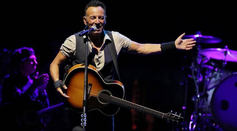 Bruce Springsteen who started as a poor man, today, he occupies a place in rock and roll that is very much his own.