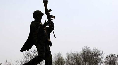 Rajouri: BSF constable injured in sniper fire from Pakistani side