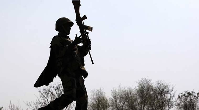 BSF jawan killed, bsf, bsf jawan, pakistan ceasefire violation, crossborder firing, jammu ceasefire violation, jawan killed, armed forces jawan killed, gurnam singh, r s pura, india news, indian express news