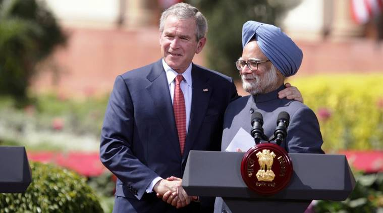 9/11, 9/11 anniversary, september 11 anniversary, september 11 attack, 9/11 attack, WTC attack, world trade centre, terror attack in america, terrorism in america, war on terror, George Bush, American immigration, American visa, America visa. anniversary of WTC attacks, India US relations, India US nuclear deal, Indian Express