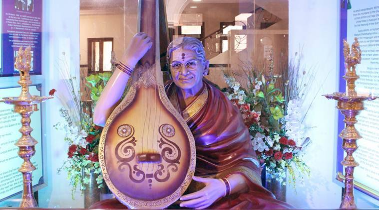 Subbulakshmi, M s Subbulakshmi, Subbulakshmi centenary year, Subbulakshmi 100 birthday, Subbulakshmi centenary celebration, Subbulakshmi songs, carnatic music, music news, art and culture, india news, latest news