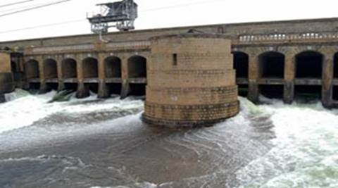 cauvery, cauvery water dispute, cauvery water row, cauvery water to be released, karnataka water release, supreme court judgement cauvery, cauvery supervisory committee, karanataka tamil nadu cauvery, india news, indian express,