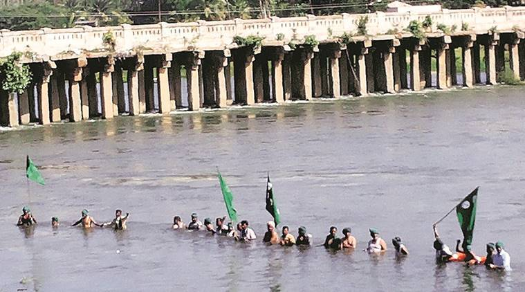 cauvery basin, karnataka release water, water dispute, cauvery, cauvery dispute, cauvery water dispute, resolve cauvery dispute, lawyer protest, mysuru lawyer protest, cauvery water case, cauvery water issue, cauvery river, cauvery basin, karnataka-tamil nadu issue, cauvery river water, cauvery river water dispute, supreme court, siddaramaiah, karnataka cauvery, tamil nadu cauvery, cauvery water availability, indian express news