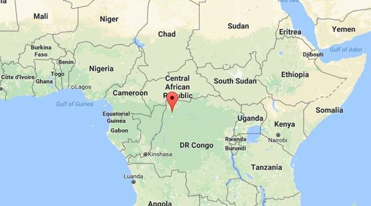 central african republic, central republic, militia fighters central african republic, terrorist attack, terror attack in africa, world news, indian express,