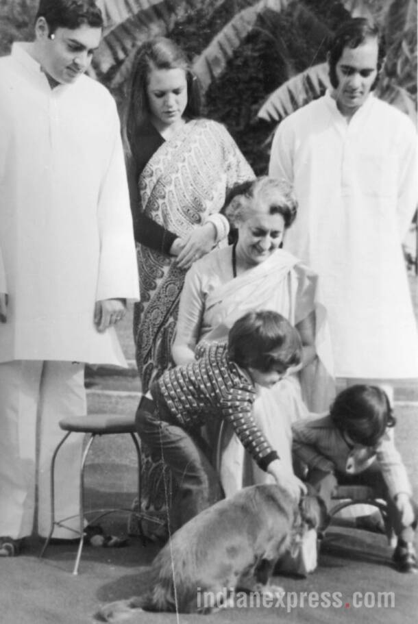 Indira Gandhi's birth anniversary: Rare photos of the 'Iron Lady'