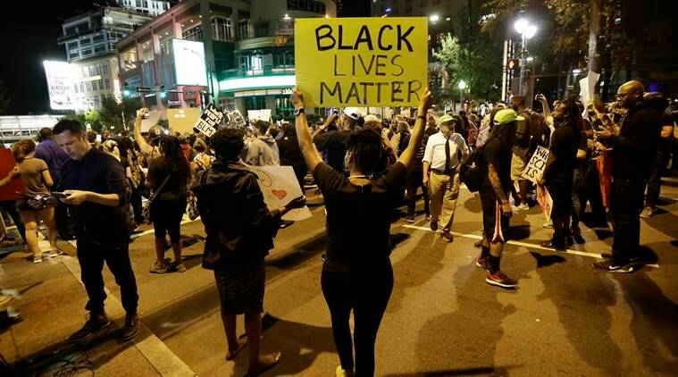 charlotte protest, tusla shooting, betty shelby, black lives matter, terence crutcher, world news, latest news