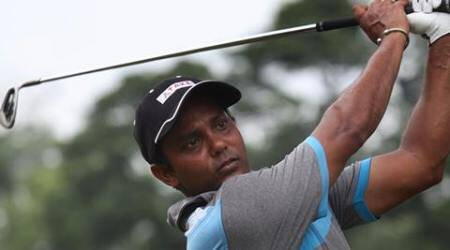ssp chawrasia, chawrasia, indian open, indian open day 2, indian open golf, golf indian open golf news, sports news