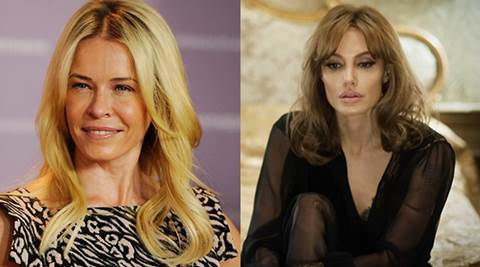 Angelina Jolie is a lunatic: Chelsea  Handler