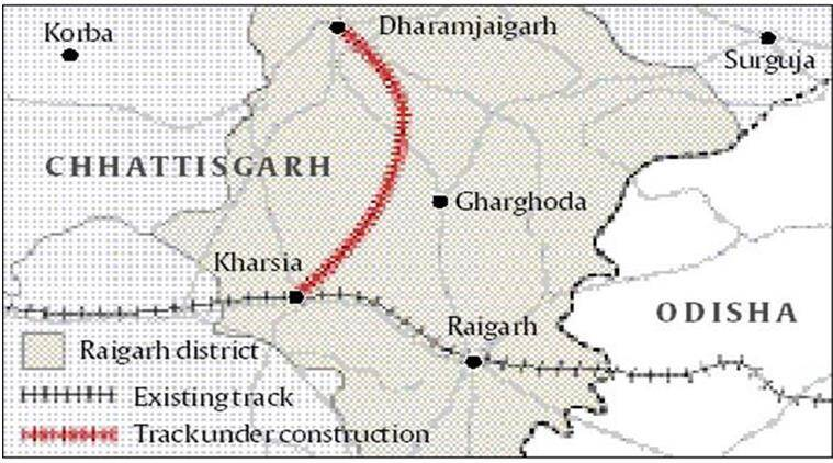 Chhattisgarh, coal corridor, Chhattisgarh coal corridor, Chhattisgarh East Railway Limited, CERL, National Green Tribunal, NGT, Chhattisgarh Forest Department, india news