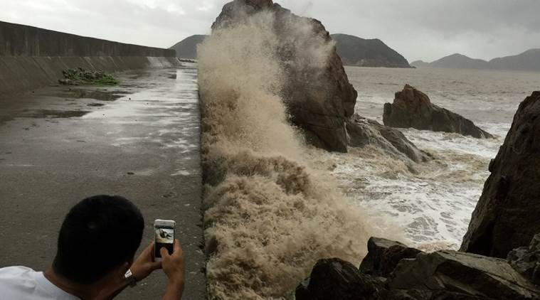 china, china typhoon, typhoon meranti, china storm, china floods, heavy rainfall china, china weather, china news, world news