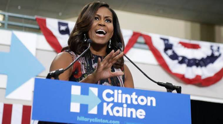 Michelle Obama, Hillary Clinton, US presidential Vote, US presidential Race, US news, Young American votes, US elections, US election race, US young voters, latest news, International news