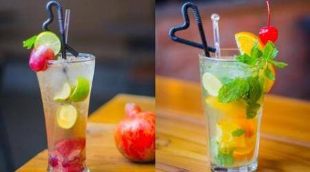 Love vodka-based cocktails? With festive season around the corner, try these super easy concoctions at home