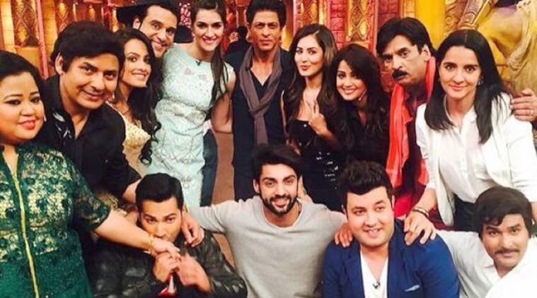comedy nights bachao, comedy nights off air, comedy nights bachao ends, Anita Hassanandani, karan wahi, comedy nights Anita Hassanandani, comedy nights karan wahi, comedy nights colors, krushna abhishek, bharti singh, colors show, kapil sharma show, comedy nights with kapil, kapil sharma, kapil sharma colors, kapil colors bachao, bachao off air, bachao season 2, comedy nights bachao season 2, comedy nights bachao next season, colors channel, entertainment news, television news, indian express, indian express news