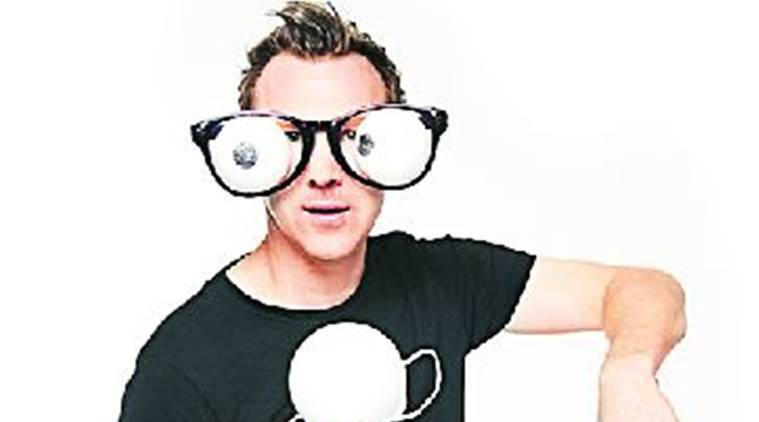 comedy, comedian,Jason Byrne,Mr Funnyman,So You Think You're Funny, news, latest news, arts and culture, latest news, India news, national news