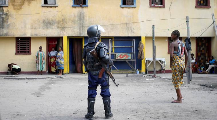Congo, Democratic Republic of Congo, Congo attack, Congo gunmen, Congo crisis, Congo armed group, Congo news, world news, latest news, Indian express