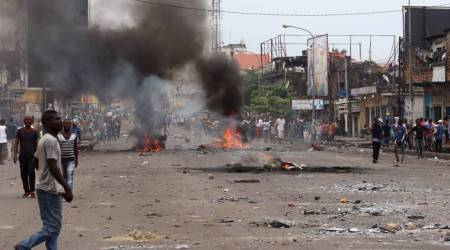 UN condemns Congo violence and wants elections on December 23