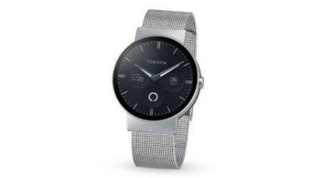 coWatch, CoWatch Alexa smartwatch, CoWatch Alexa integration, CoWatch launch, CoWatch availability, CoWatch Amazon sale, smartwatch, Android Wear, Cronologics OS, tech news, technology