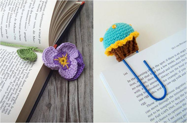 Assez A bookworm's dream: These creative bookmarks will make your heart  DX99