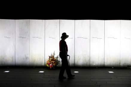 9/11, 9,11 memorial, september 11, september 11 memorial, US news, 9/11 pictures, 9/11 memorial pictures, 9/11 photos, pictures, photos, images, latest news, world news, international news