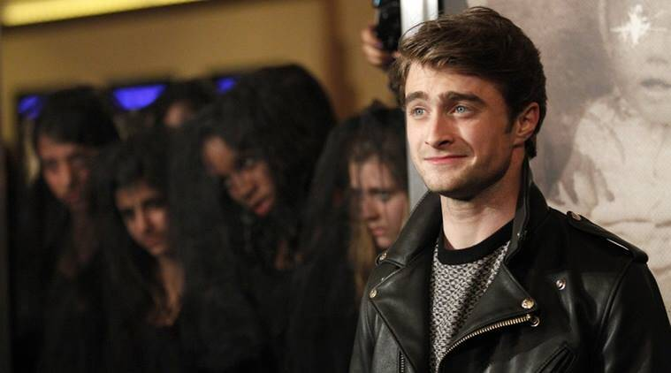 Daniel Radcliffe, Daniel Radcliffe selfie, Daniel Radcliffe selfie moment, Daniel Radcliffe embarrassing selfie moment, Daniel Radcliffe selfie fan moment, Daniel Radcliffe embarrassing selfie fan moment, Entertainment, indian express, indian express news