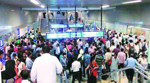 Peak hour ridership numbers rising, DMRC seeks staggered office slots