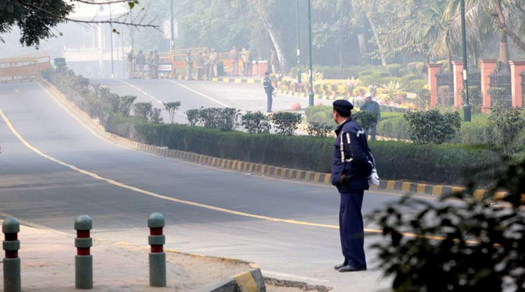 Race course road, Lok Kalyan Marg, prime minister residence, pm residence, 7 RCR, RCR, pm Lok Kalyan Marg, bjp government, bjp renames roads, indian express, india news