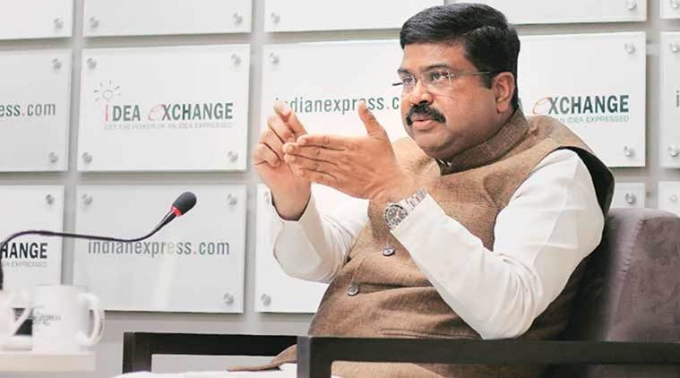 Dharmendra Pradhan, Union petroleum minister dharmendra pradhan, india natural gas, natural gas india, india proportion of natural gas, dharmendra pradhan natural gas, india news, business news, indian express